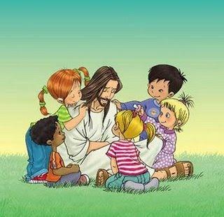JESUS CRIANÇA