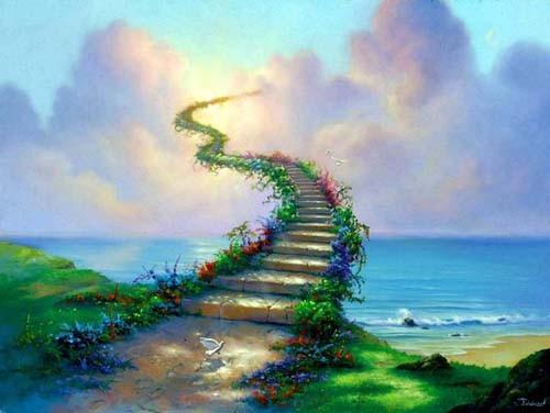 Escada espiritual